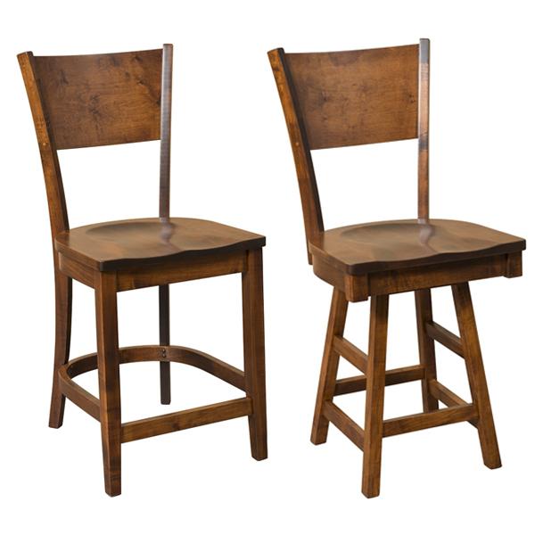 Americana Bar Chair 1